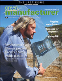 greenmfg cover Cover of GreenManufacturer